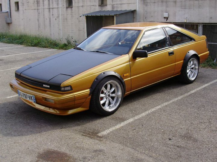 Nissan Silvia S12 Back On The Road Page 3